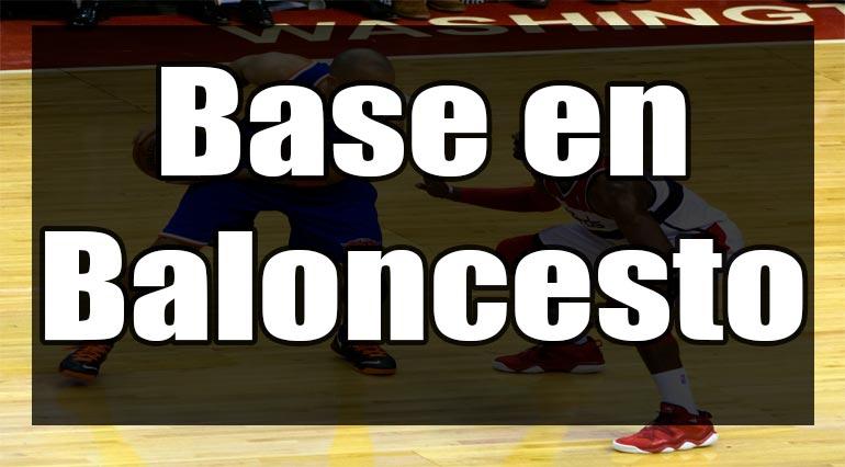 jugador base en baloncesto