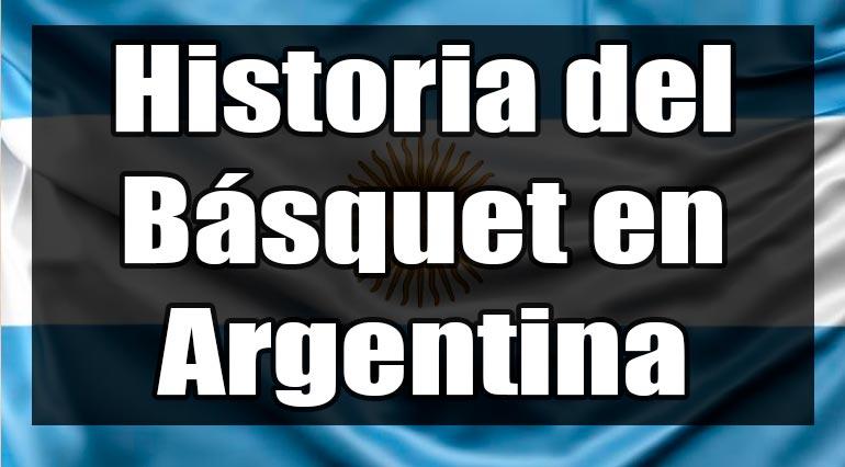 historia del basquet en argentina
