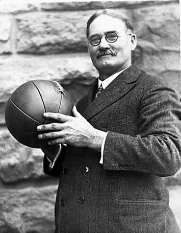 James naismith inventor del baloncesto