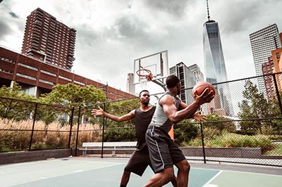 movimientos pivots basket